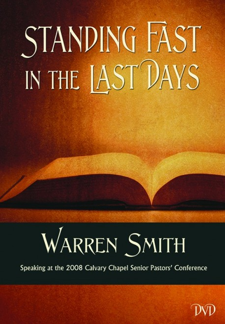 Standing Fast in the Last Days - DVD