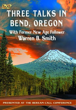 Warren B. Smith - DVD - Three Talks in  Bend
