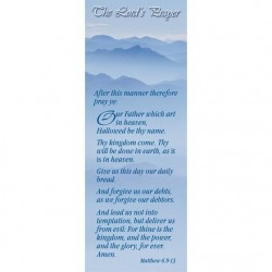 BOOKMARK - Matthew 6: 9-13