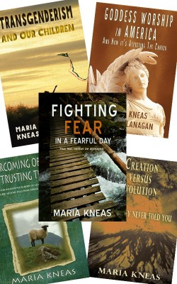MARIA KNEAS BOOKLET PACK