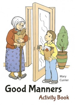 Good Manners Activity Book