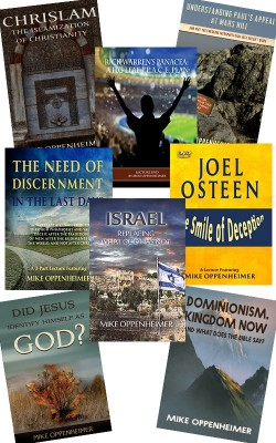 MIKE OPPENHEIMER DISCERNMENT PACK