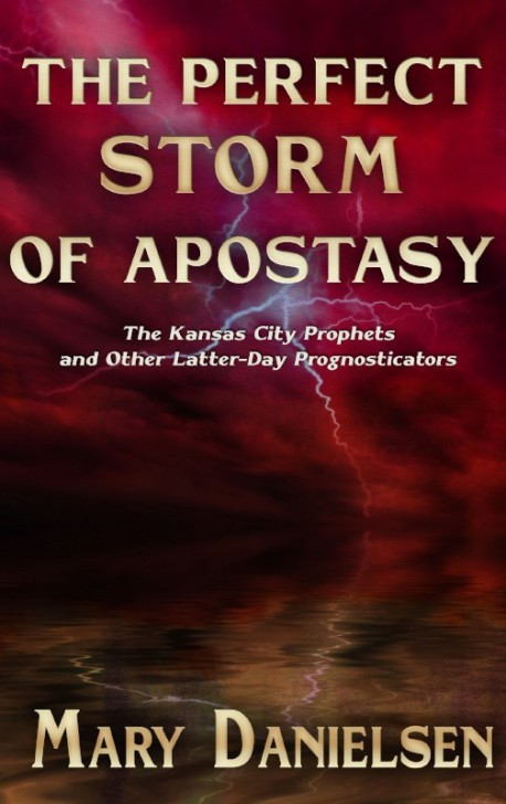 BOOKLET - The Perfect Storm of Apostasy -SECONDS