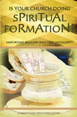 BOOKLET - Is Your Church Doing Spiritual Formation?