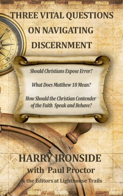 PDF BOOKLET - Three Vital Questions on Navigating Discernment