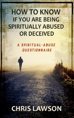 E-BOOKLET - How to Know if You Are Being Spiritually Abused or Deceived—A Spiritual Abuse Questionnaire