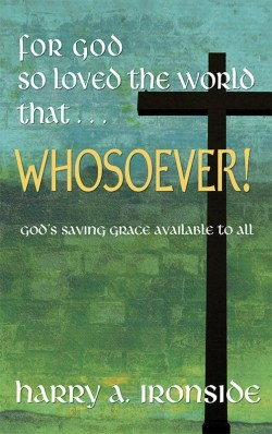 BOOKLET - For God So Loved the World That . . . WHOSOEVER! - SECONDS
