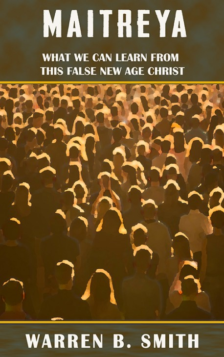 Maitreya: What We Can Learn From This False New Age Christ - SECONDS