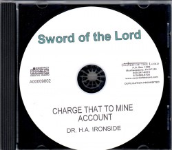 Charge That to Mine Account - CD Audio