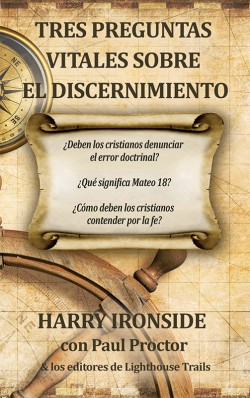LIBRITO - Tres preguntas vitales sobre el discernimiento