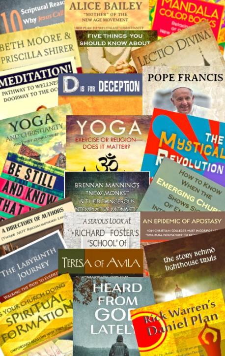 Comprehensive Contemplative Prayer/Meditation Booklet Pack