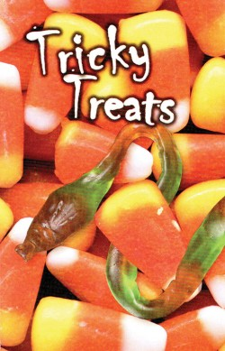Tricky Treats Gospel Tract- 10 Pack