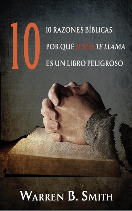 LIBRITO - 10 razones bíblicas por qué Jesús te llam es un libro peligroso - SECONDS
