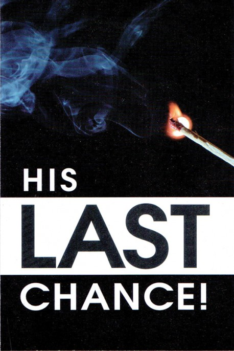His Last Chance - Gospel Tract (10 Pack)