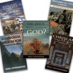 Mike Oppenheimer Booklet Pack