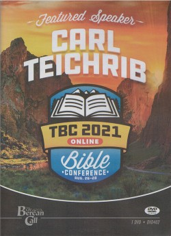 The Berean Call Conference 2021 With Carl Teichrib - DVD